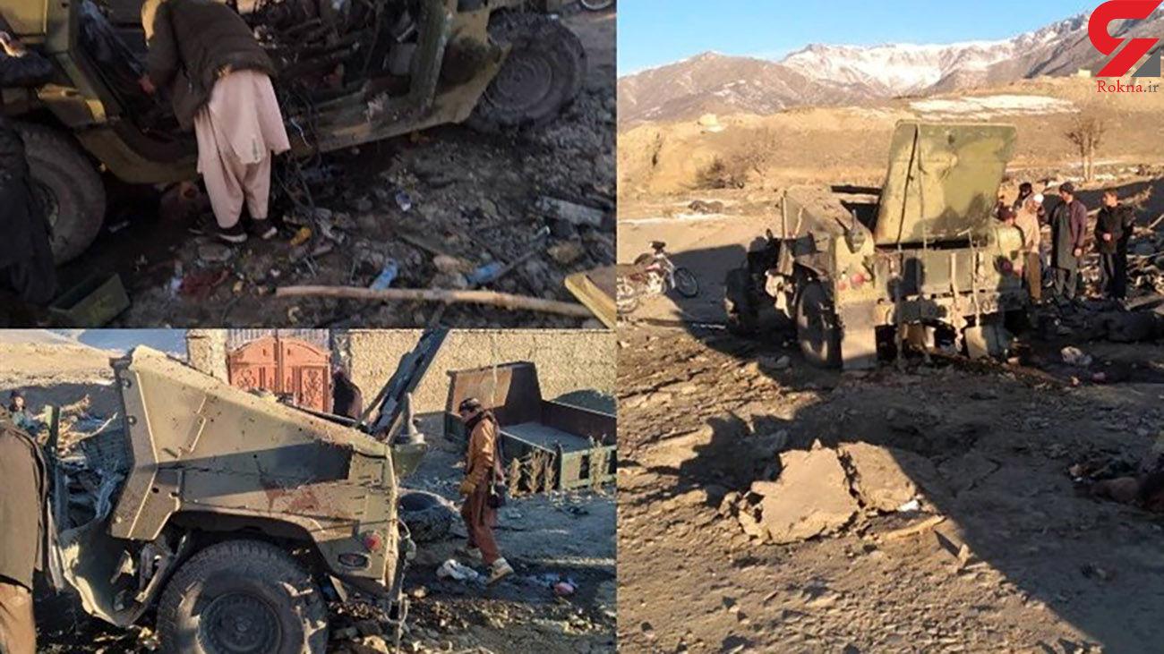 کشته شدن ۲۵ نیروی امنیتی در حمله طالبان به شرق افغانستان