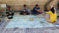 سیزده به در متفاوت و کرونایی در شیراز + عکس