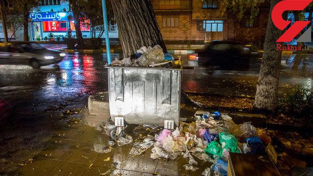 جمعآوری زباله در تهران غیر علمی و غیر استاندارد است