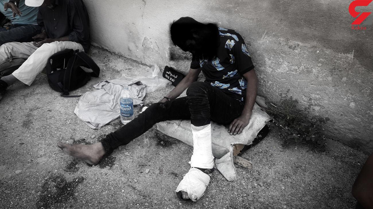 پناهگاه سبز برای مردان بی پناه ! +  فیلم و عکس