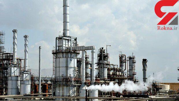 2 مصدوم در انفجار در مجاورت پالایشگاه گاز ایلام + جزئیات