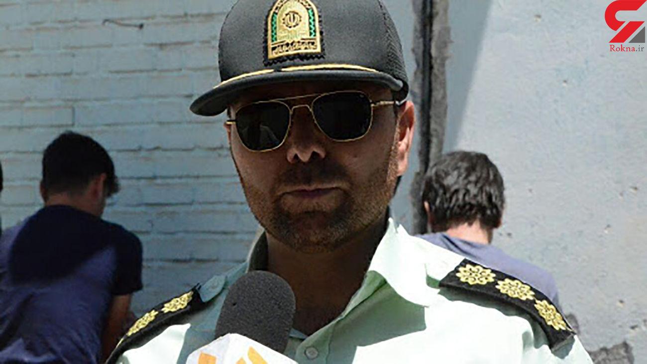 دستگیری عامل تهیه و توزیع تجهیزات ماهواره ای در شیروان