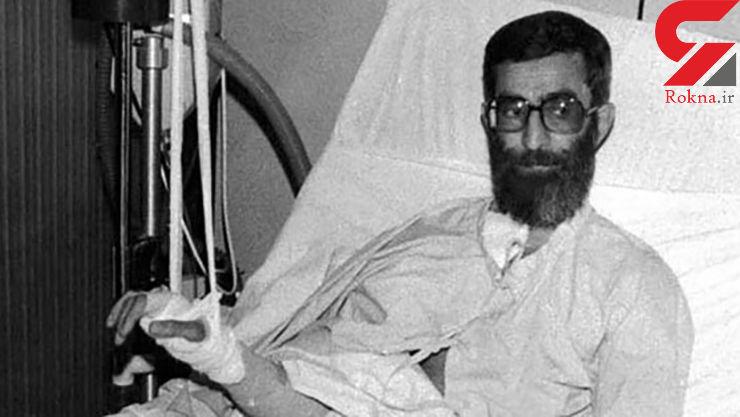 زوایای پنهان از ترور نافرجام آیتالله خامنهای + عکس