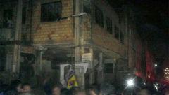 آتش سوزی در پاکدشت 2 خانه را به خاکستر تبدیل کرد +عکس