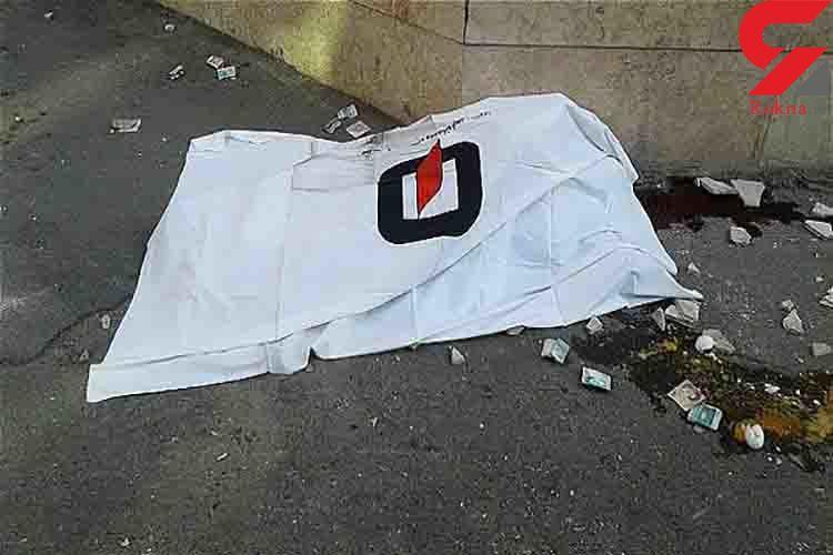 مرگ بر اثر سقوط بکسل جرثقیل در شیراز