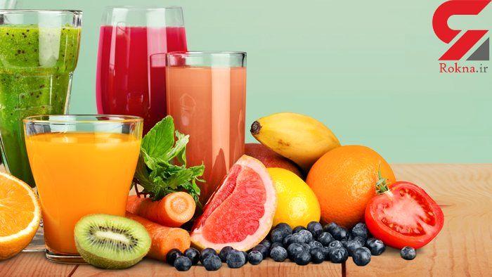 تامین نیازهای بدن با میوه نه با آب میوه!