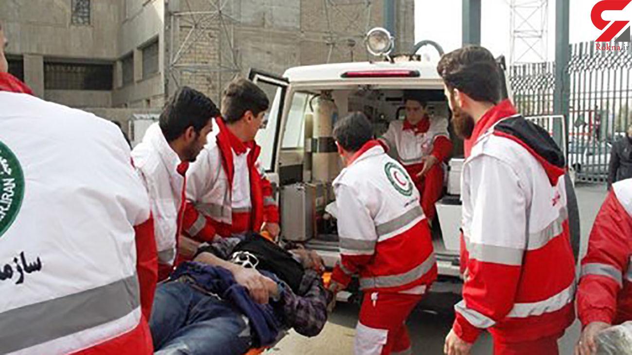 فروردین پر حادثه در اصفهان / 42 عملیات برای نجات جان