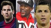 ۱۰ ورزشکار ثروتمند جهان