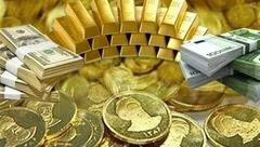 قیمت طلا و سکه در روز ارزانی دلار !