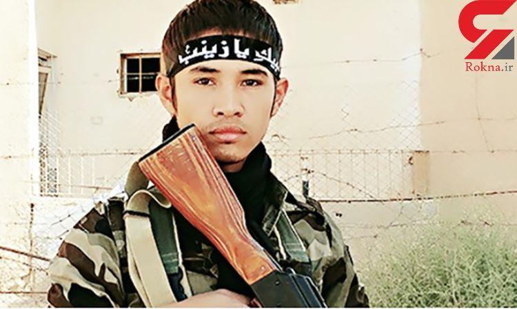 قطع شدن پاهای مدافع حرم کرجی در عراق / از ترس مادرم اسمم را ساشا گذاشتم ! + عکس و گفتگو