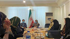 نشست همسر کاندیدای انتخابات 1400 با تعدادی از زنان فعال سیاسی