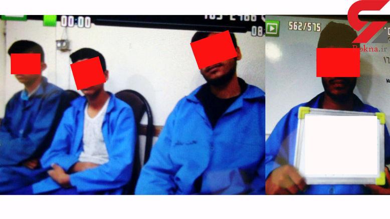 دزدان کوچولوی آبادان راببینید آنها وینچستر داشتند+عکس