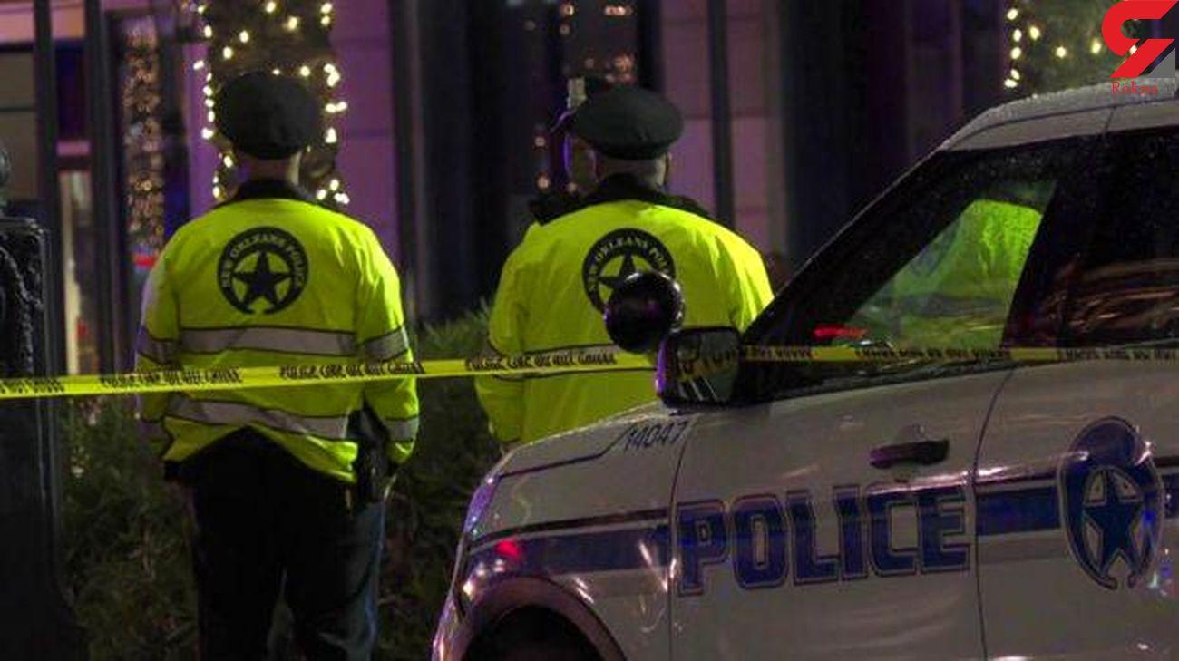 تیراندازی در آمریکا هفت کشته و زخمی برجا گذاشت