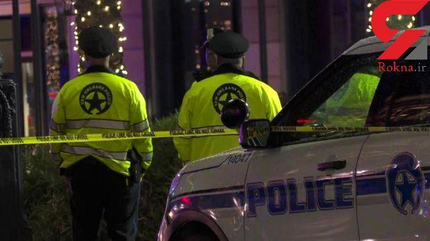 تیراندازی با 11 زخمی در آمریکا