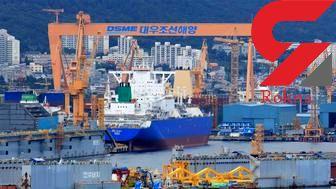 کمپانی دوو در ایران کارخانه کشتی سازی احداث میکند
