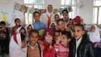 حرکت زیبای بازیگر زن مشهور ایرانی در حمایت از کودکان +عکس