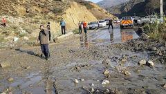 اعلام آخرین وضعیت امداد رسانی در استان گلستان+عکس