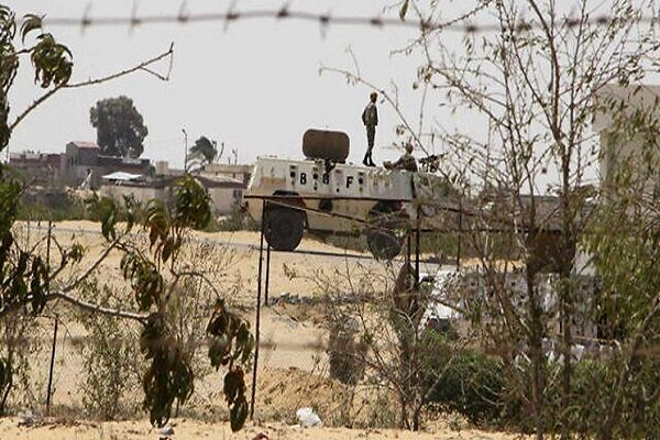 5 Egyptian troops killed in ISIL attack in northern Sinai