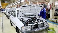 سایپا در 20 روز 50 هزار خودرو می سازد !