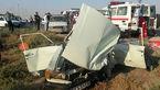 3 کشته و مصدوم در تصادف 2 خودرو در محور دیر به بوشهر
