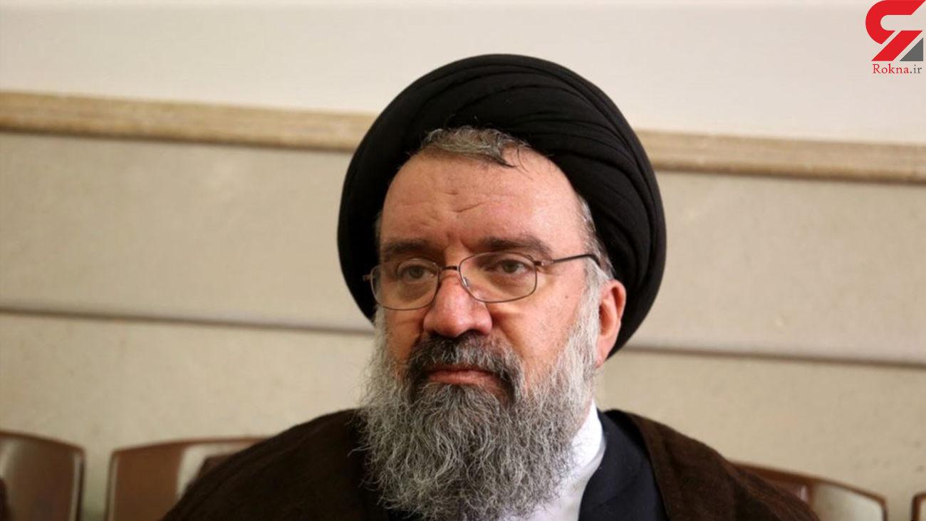 امام جمعه موقت تهران : کانون گسترش کرونا مجالس عروسی بوده نه دینی