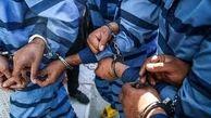 ۵۸ متهم فراری دستگیر شد| کشف ۳۳ قبضه سلاح غیرمجاز