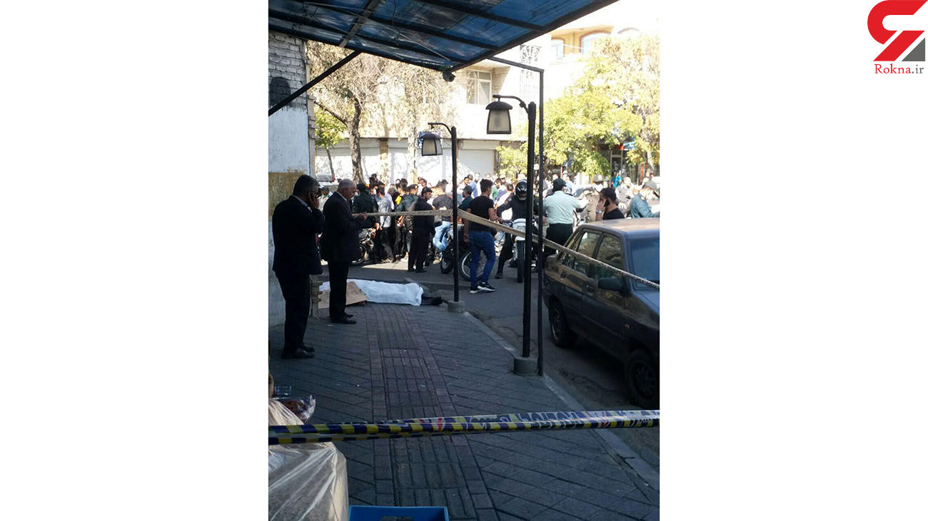 دستگیری سارقان طلافروشی در تبریز / آنها یک رهگذر را هم کشته بودند +فیلم لحظه سرقت