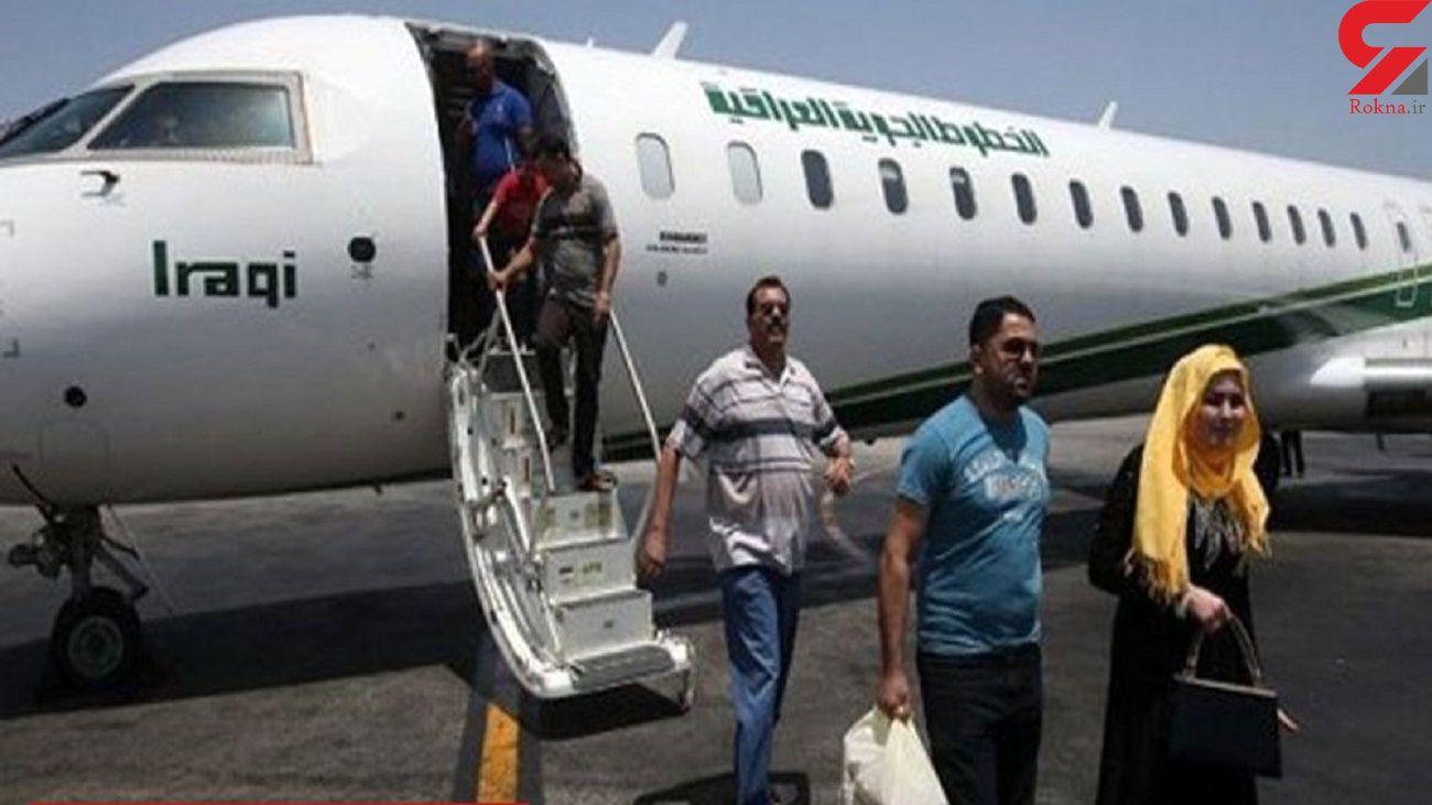 71 مسافر عراقی مشهد کرونا مثبت شدند