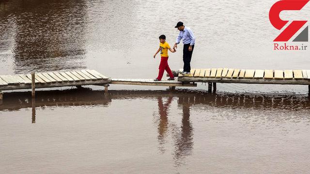 انتقال فاضلاب شهری به دریاچه ارومیه مانع زیست محیطی ندارد