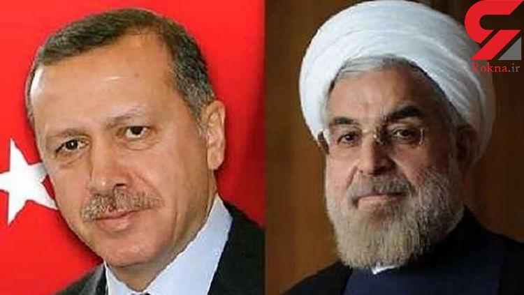 پیام کتبی روحانی تسلیم رییس جمهور ترکیه شد