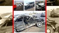 تصادف در جاده دزفول شوشتر پنج مصدوم بر جا گذاشت