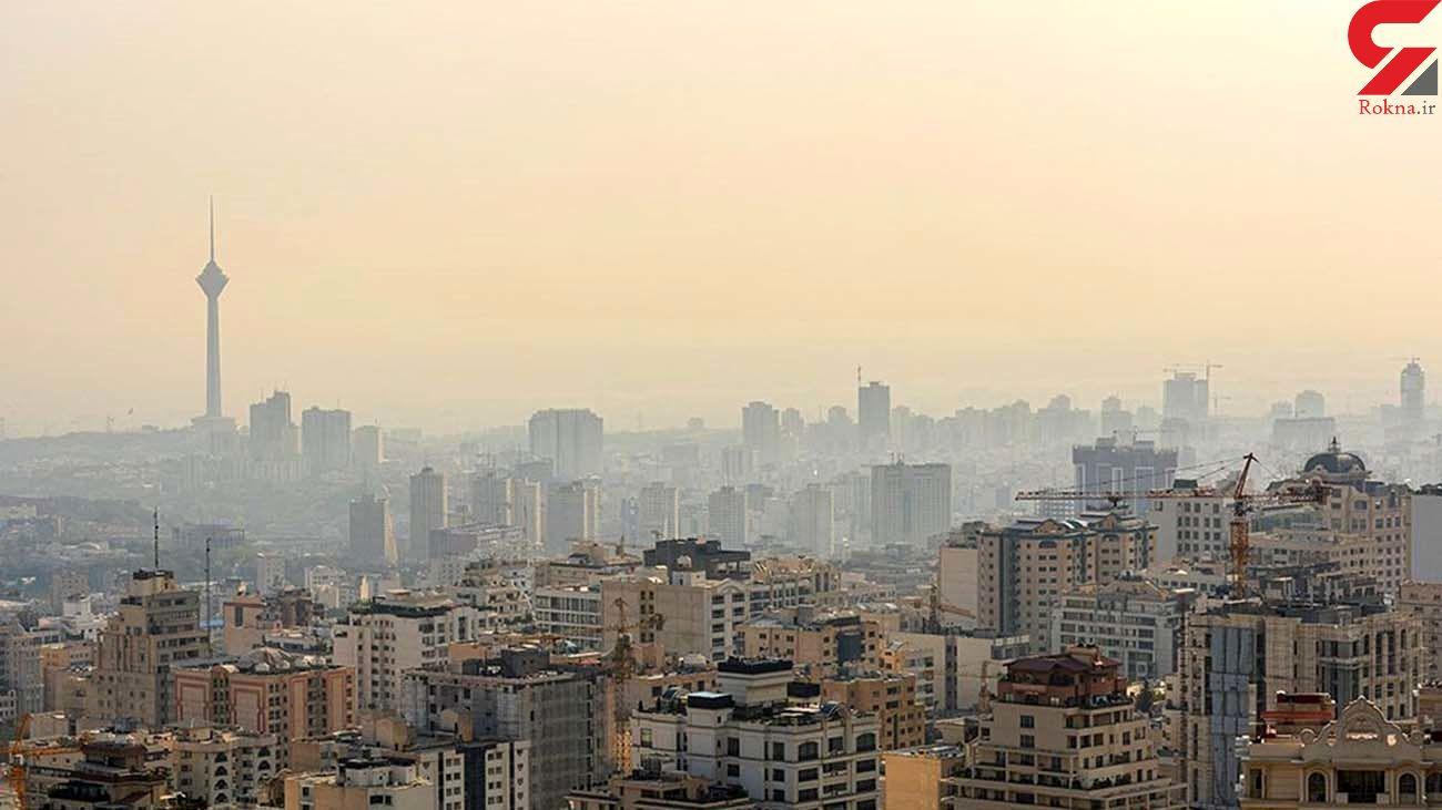 شهروندان تهرانی چند روز از بهمن را در هوای آلوده به سر بردند؟