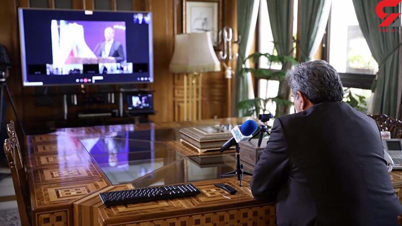 بوستان گفتگو تا بزرگراه هاشمی رفسنجانی ادامه می یابد