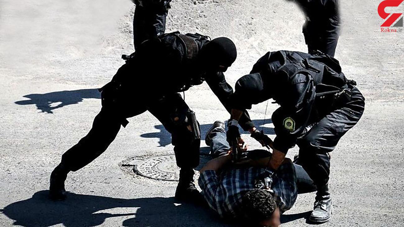 12 ساعت ترس و وحشت در دخمه آدم ربایان / مرد میبدی آزاد شد