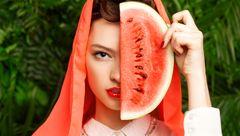 داشتن پوست صاف و شفاف با ماسک هندوانه