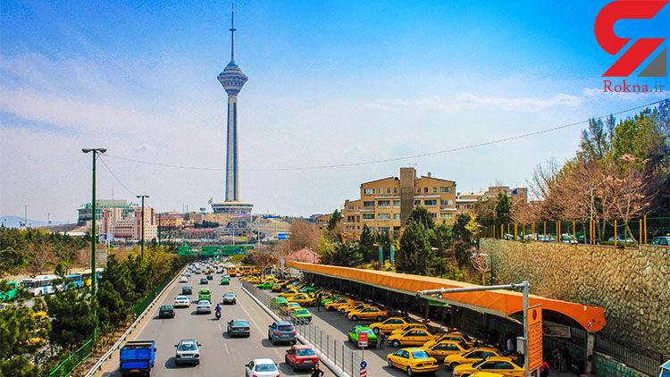 قیمت هر متر مربع آپارتمان در منطقه 2 تهران در تاریخ 19 فروردین