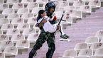 نجات جان یک کودک توسط مامور یگان ویژه + عکس