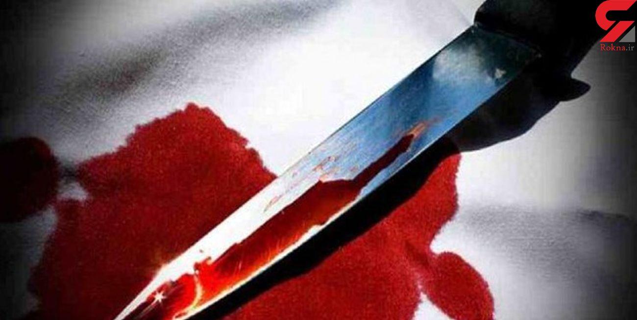 زن خانه دار با میوه فروش دوره گرد دوستی پنهانی داشت / شوهر غیرتی قاتل شد