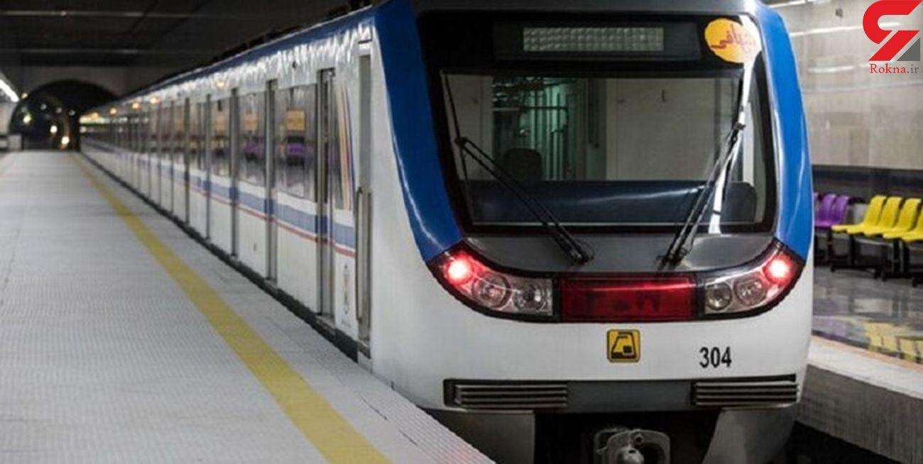 جزئیات بهره برداری از ۲ رام قطار در شبکه مترو تهران