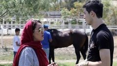 لغو اکران فیلم بهاره افشاری در مشهد +عکس