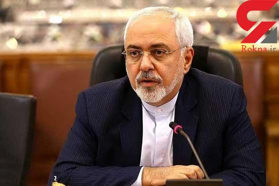 واکنش ظریف به اظهارات وزیر خارجه آمریکا درباره یمن