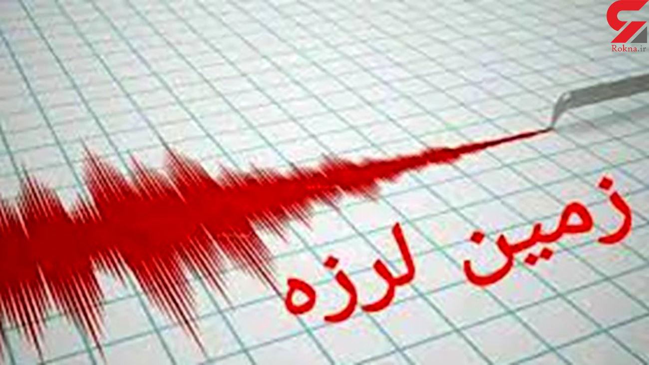 زلزله سالند خوزستان را لرزاند