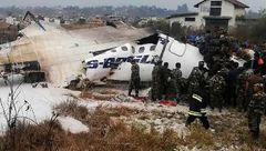 دو جنگنده در میانمار همزمان سقوط کردند