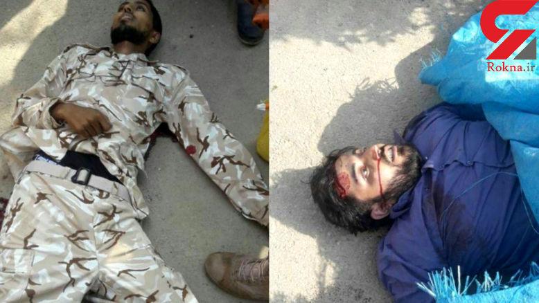 هویت 4 تروریست اهواز اعلام شد +اسامی و عکس