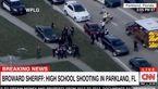تیراندازی در دبیرستانی در ایالت فلوریدا + عکس