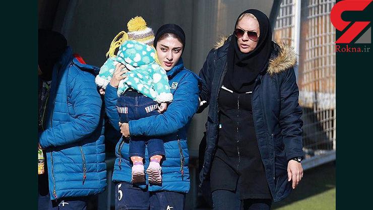سختی های یک مادر فوتبالیست در ایران+تصاویر