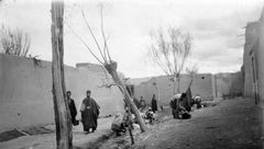 عکس/ زنان رختشور تبریز در 100 سال پیش
