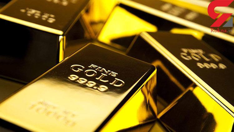 قیمت جهانی طلا امروز شنبه (۹۸/۰۷/۲۰)