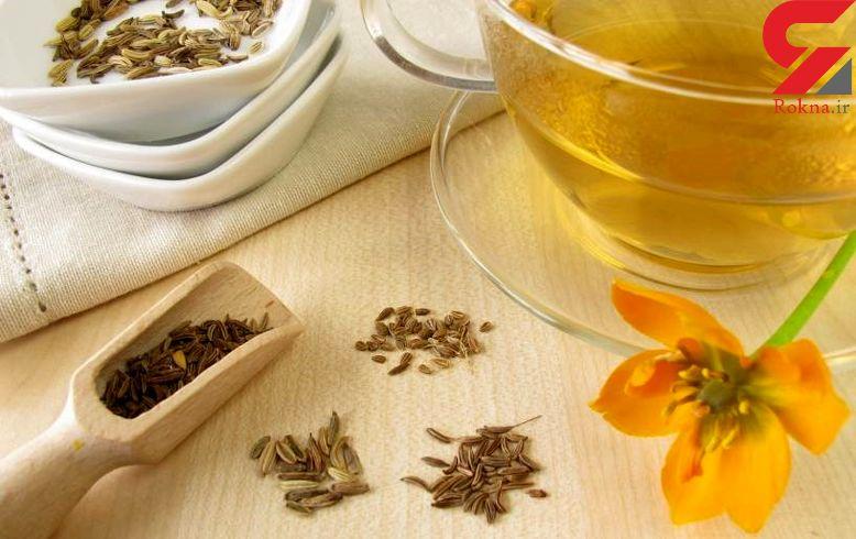 مهار استرس با چای گیاه رازیانه