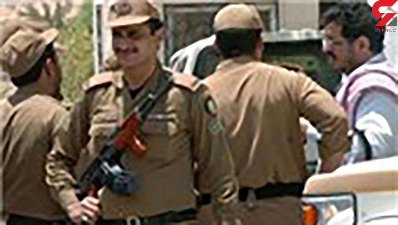 درگیری مسلحانه در مکه